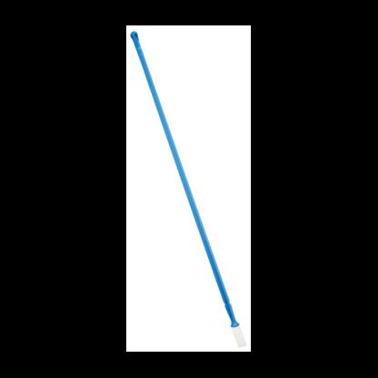 Ручной скребок нержавеющая сталь, с резьбовой ручкой, 50 мм, синий цвет