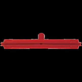 Гигиеничный сгон для пола со сменной кассетой, 405 мм, красный цвет