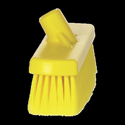 Щетка для подметания, 300 мм, Мягкий/ расщепленный, желтый цвет