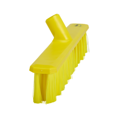 Щетка для подметания UST (Ультра Гигиеничная Технология), 400 мм, Мягкий, желтый цвет