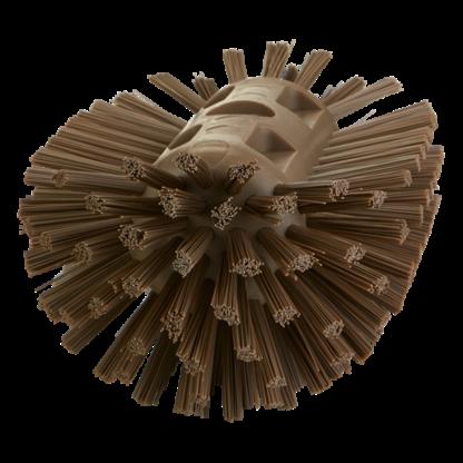 Щетка для очистки емкостей, 205 мм, Жесткий, коричневый цвет