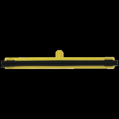 Классический сгон для пола со сменной кассетой, 500 мм, желтый цвет