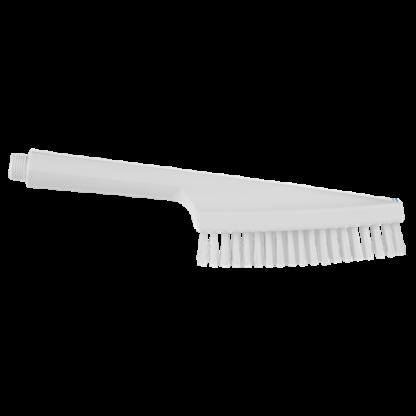 Ручная щетка с подачей воды, 330 мм, Жесткий, белый цвет