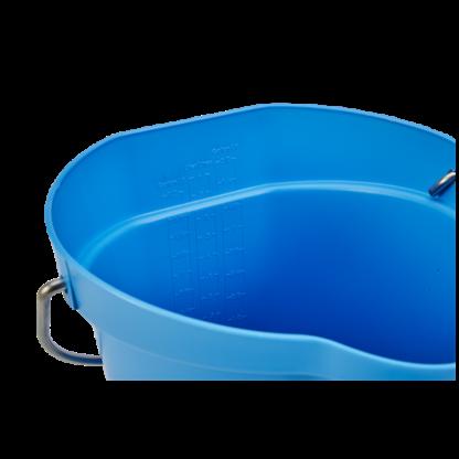 Ведро, 6 л, синий цвет