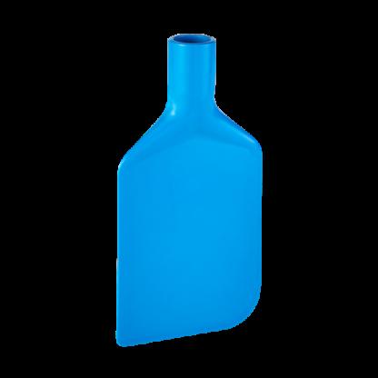 Скребок-лопата гибкий, 220 мм, синий цвет