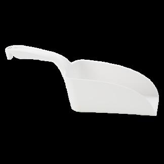 Совок ручной средний, 1 л, белый цвет