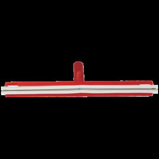 Классический сгон для пола с подвижным креплением, сменная кассета, 500 мм, красный цвет