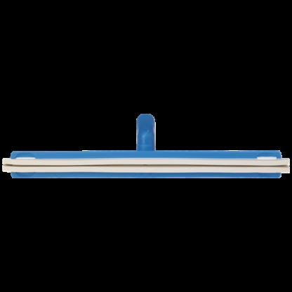 Классический сгон для пола с подвижным креплением, сменная кассета, 500 мм, синий цвет