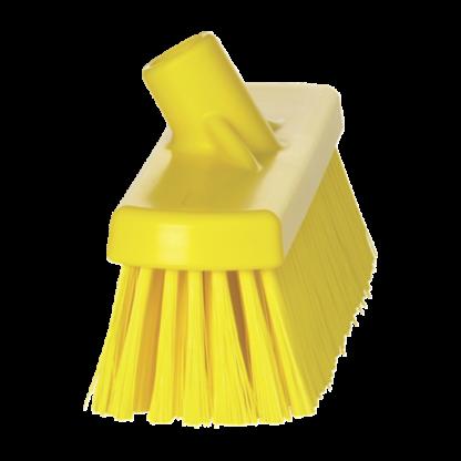 Щетка для подметания, 300 мм, средний ворс, желтый цвет