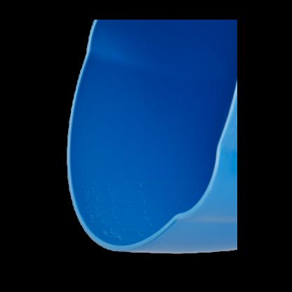 Круглый ковш, 2 л, синий цвет
