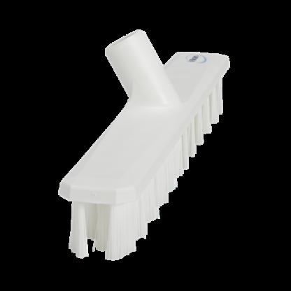 Скребковая щетка для пола UST (Ультра Гигиеничная Технология), 400 мм, Жесткий, белый цвет