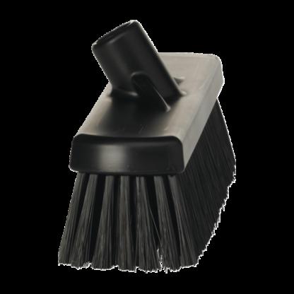 Щетка для подметания, 300 мм, Мягкий/ расщепленный, черный цвет