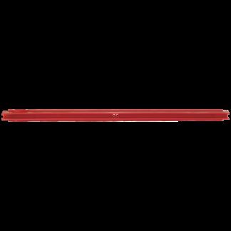 Сменная кассета, гигиеничная, 500 мм, красный цвет
