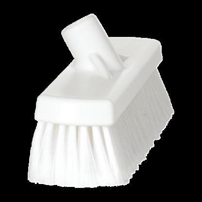 Щетка для подметания, 300 мм, Мягкий/ расщепленный, белый цвет