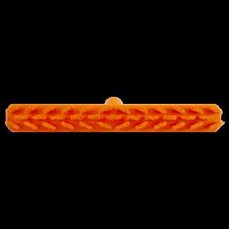Скребковая щетка для пола UST (Ультра Гигиеничная Технология), 400 мм, Жесткий, оранжевый цвет