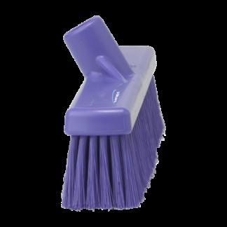 Щетка   для подметания с комбинированным ворсом, 410 мм, Мягкий/жесткий, фиолетовый цвет