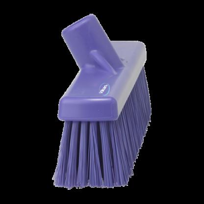 Щетка для подметания пола мягкая, 410 мм, Мягкий, фиолетовый цвет