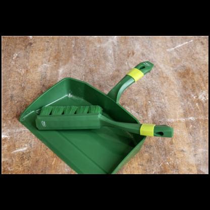 Ручная щетка UST (Ультра Гигиеничная Технология), 330 мм, Мягкий, зеленый цвет
