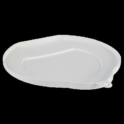 Крышка для ведра арт. 5688, 6 л, белый цвет