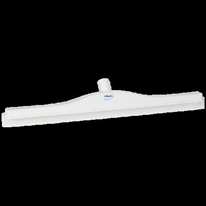 Гигиеничный сгон для пола со сменной кассетой, 505 мм, белый цвет