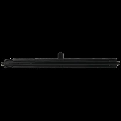 Гигиеничный сгон для пола со сменной кассетой, 605 мм, черный цвет