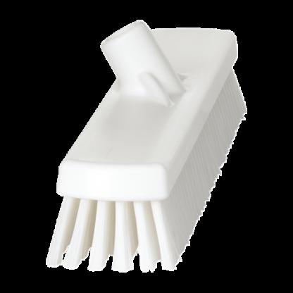 Щетка для мытья полов и стен, 470 мм, Жесткий, белый цвет