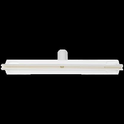Гигиеничный сгон для пола со сменной кассетой, 405 мм, белый цвет