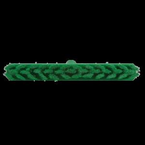 Щетка для подметания UST (Ультра Гигиеничная Технология), 400 мм, Мягкий, зеленый цвет