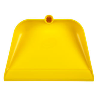 Совок с длинной ручкой, 330 мм, желтый цвет