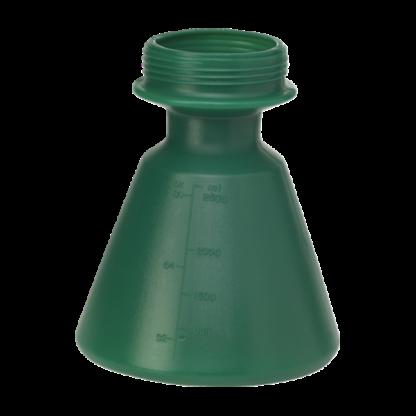 Бачок запасной, 2,5 л, зеленый цвет