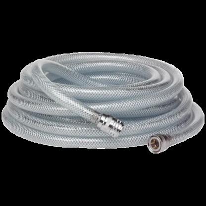 """Шланг для холодной воды, 1/2"""", 10000 mm, белый цвет"""