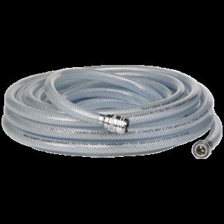 """Шланг для холодной воды, 1/2"""", 15000 mm, белый цвет"""
