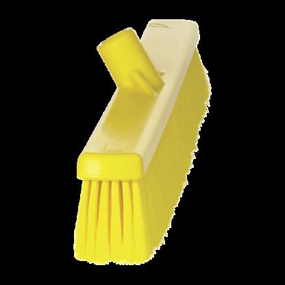 Щетка для подметания пола мягкая, 610 мм, Мягкий, желтый цвет