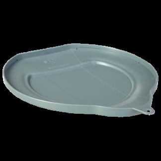 Крышка для ведра арт. 5688, 6 л, серый цвет