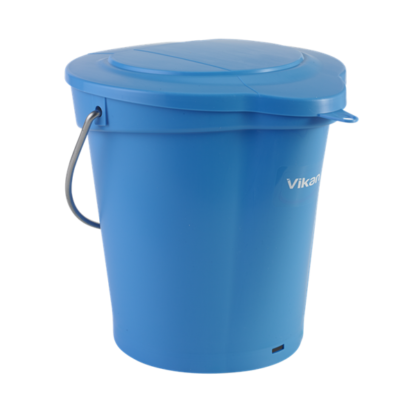 Крышка для ведра арт. 5688, 6 л, синий цвет