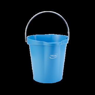 Ведро, 12 л, синий цвет
