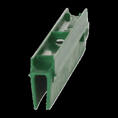 Сменная кассета, гигиеничная, 250 мм, зеленый цвет
