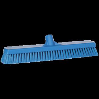 Щетка для мытья полов и стен, 470 мм, Жесткий, синий цвет