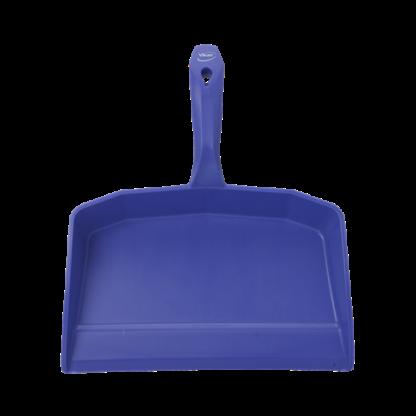 Совок для мусора, 330 мм, фиолетовый цвет