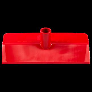 Пищевая тяпка, 270 мм,красный цвет