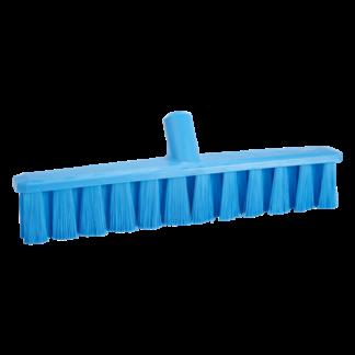 Щетка для подметания UST (Ультра Гигиеничная Технология), 400 мм, средний ворс, синий цвет