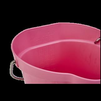 Ведро, 6 л, Розовый