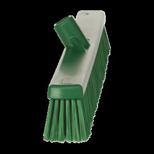 Щетка   для подметания с комбинированным ворсом, 610 мм, Мягкий/жесткий, зеленый цвет