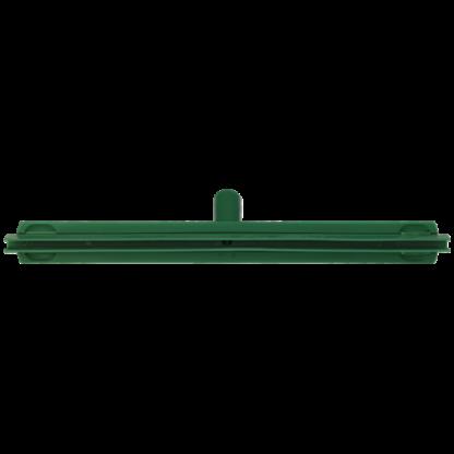 Гигиеничный сгон для пола со сменной кассетой, 505 мм, зеленый цвет