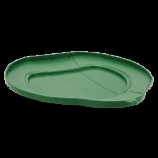 Крышка для ведра, 20 л, зеленый цвет
