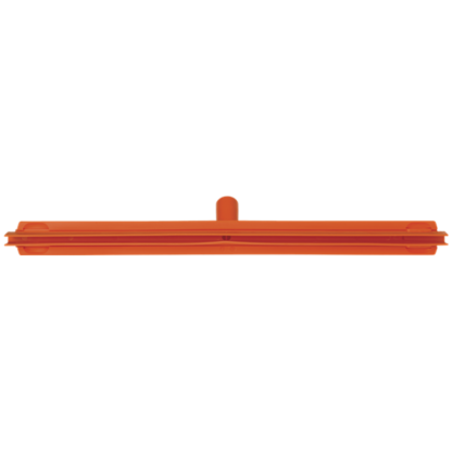 Гигиеничный сгон для пола со сменной кассетой, 605 мм, оранжевый цвет