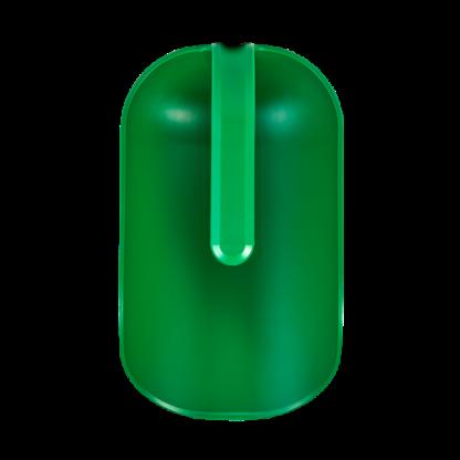 Эргономичный ковш, 2 л, зеленый цвет