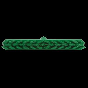 Щетка для подметания UST (Ультра Гигиеничная Технология), 400 мм, средний ворс, зеленый цвет