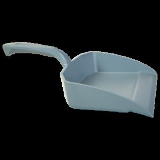 Совок для мусора, 330 мм, серый цвет