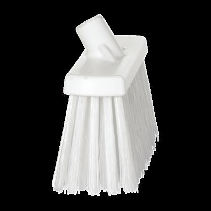 Щетка для подметания сверхпрочная, 330 мм, Очень жесткий, белый цвет